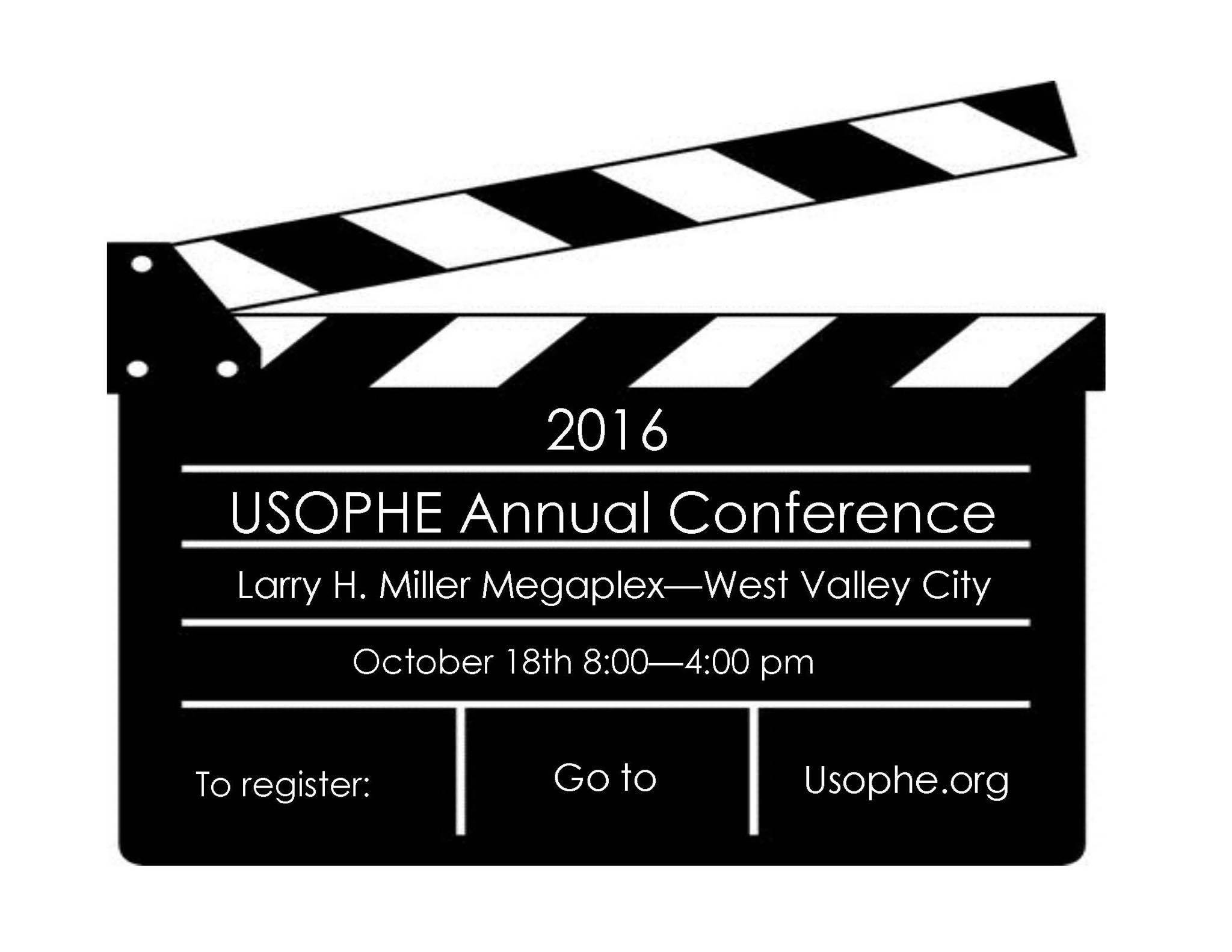 2016 USOPHE Conference